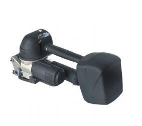 Baterijski spenjalec TES Plus 16-19 mm, Li-oN za PET trak + 2x baterija