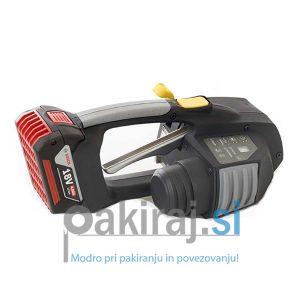 Messersi baterijski spenjalec 12-16m za PET in PP trak za povezovanje