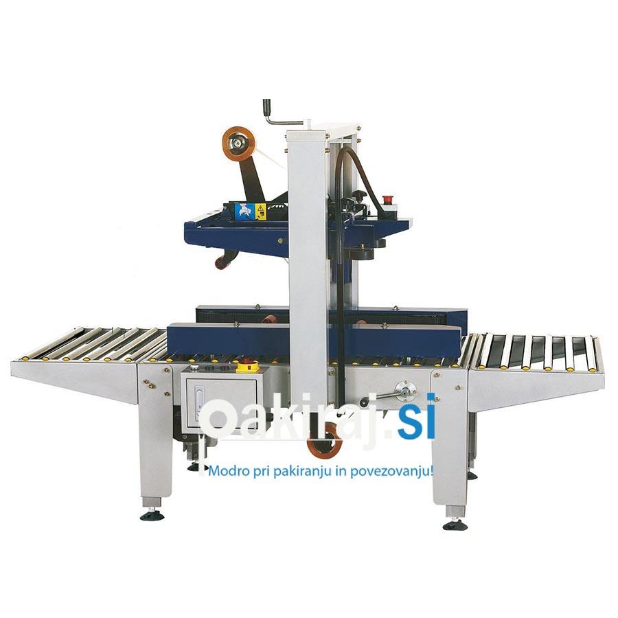 Stroji za zapiranje škatel z lepilnim trakom
